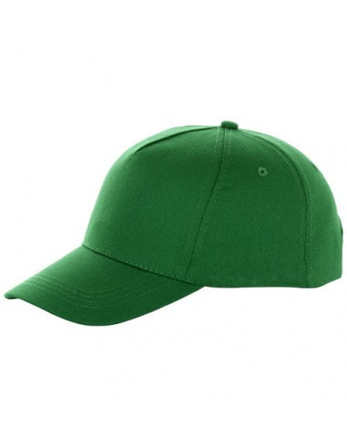 Gorra de algodón de 5 paneles con...