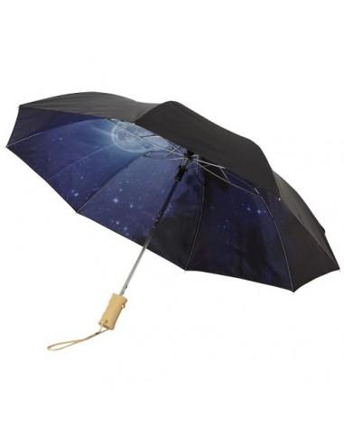"Paraguas plegable automático de 21""..."
