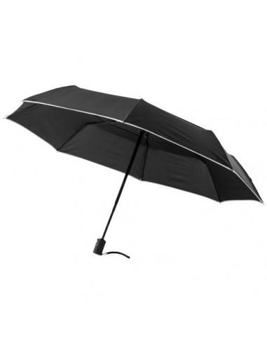 "Paraguas automático plegable de 21""..."