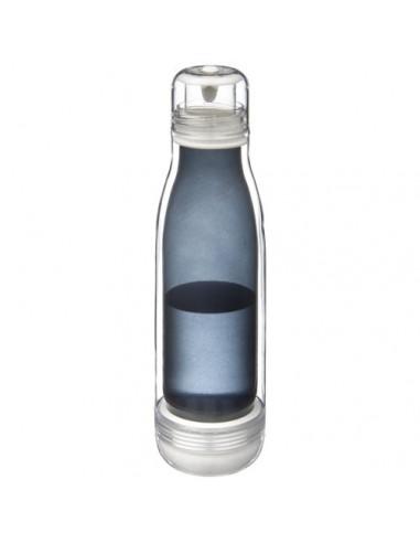 Botella deportiva con revestimiento...