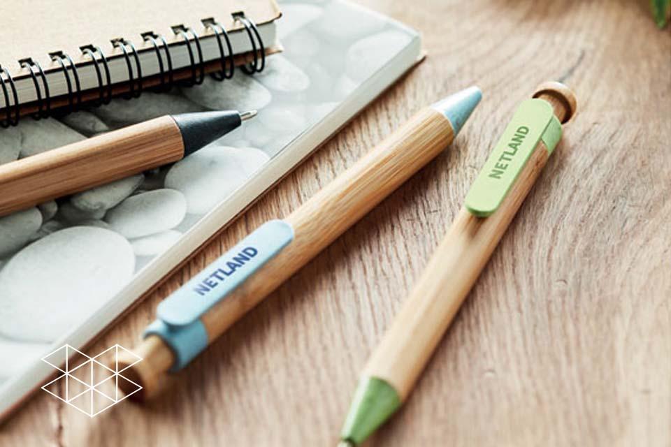 El poder del bolígrafo publicitario